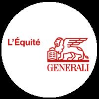 NetVox Assurances Logo Partenaire L'Equité Générali